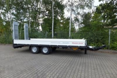 Möslein TTT 11- 6,28 Weiß Neuer Tandemtieflader