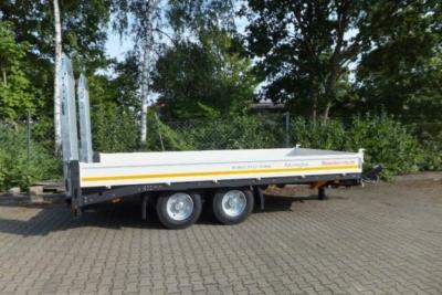 Möslein TTT 11- 5,2 Weiß Neuer Tandemtieflader