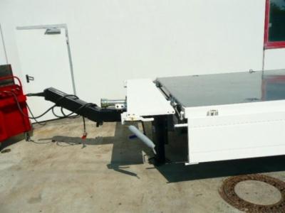 Möslein TTD11- BA Verzinkt Tandem Kipper Tieflader mit Bordwand- Aufsatz -- Neufahrzeug --